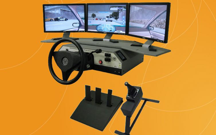3000 Series Modular Driving Simulator | Eca Group