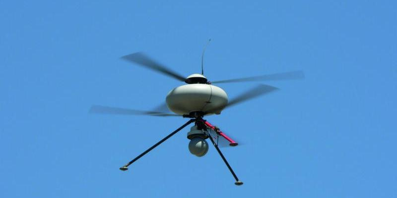 Unmanned Aerial Vehicle (UAV) IT 180 / Airborne Drone Solutions