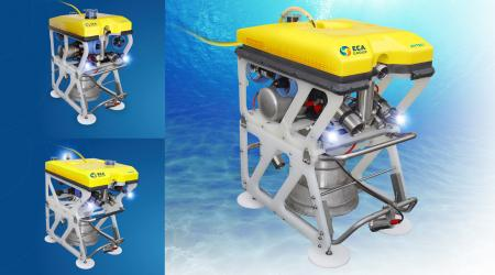 CBRN detection by ROV