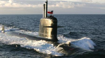 ECA GROUP - NEWS - Chilean Submarine O'HIGGINS