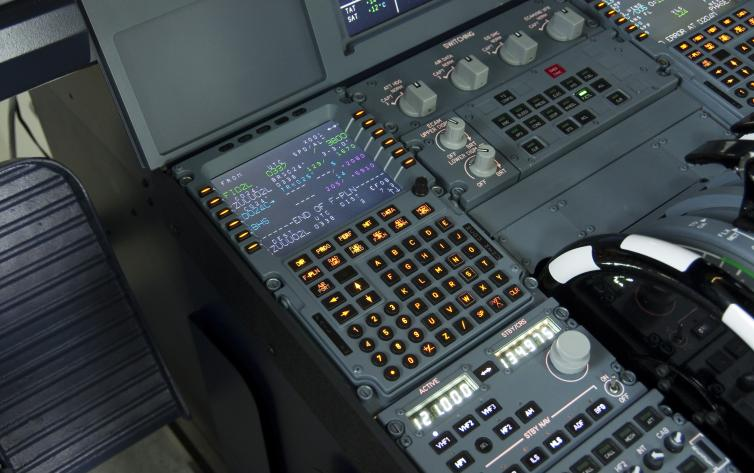 A320 CAFUC Flight Training Device