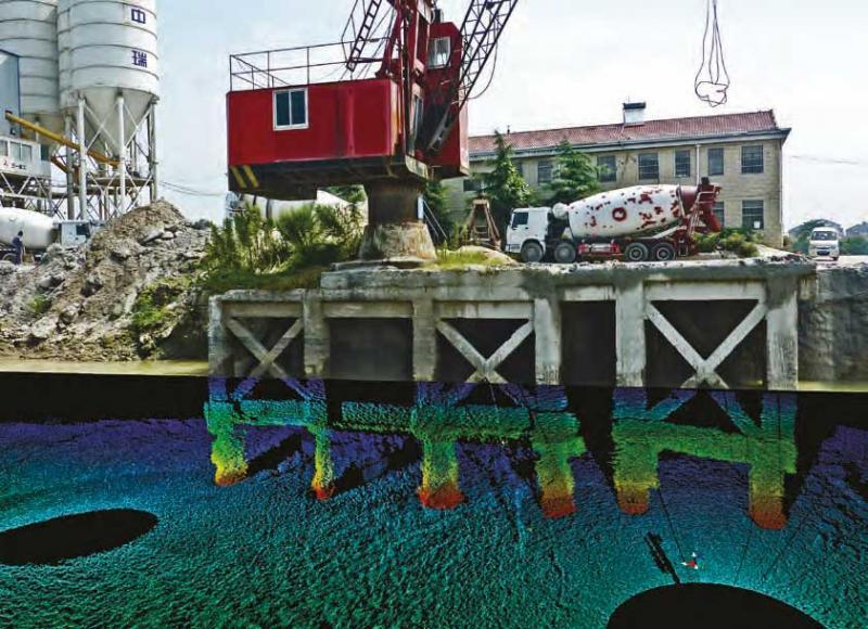 ROV for Hydraulic Facilities Safety Assurance