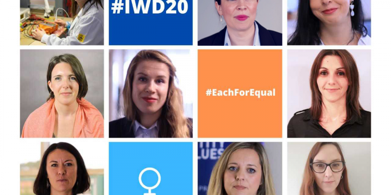 International Women Day 2020: they tell their story