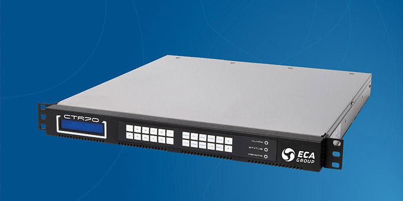 Auto Track Solution for Satellite Ground Station Equipment