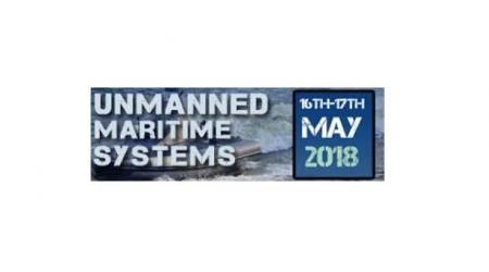 Unmanned Maritime Systems (UMS) 2018 | 16 - 17 May | ECA Group naval robotic solutions