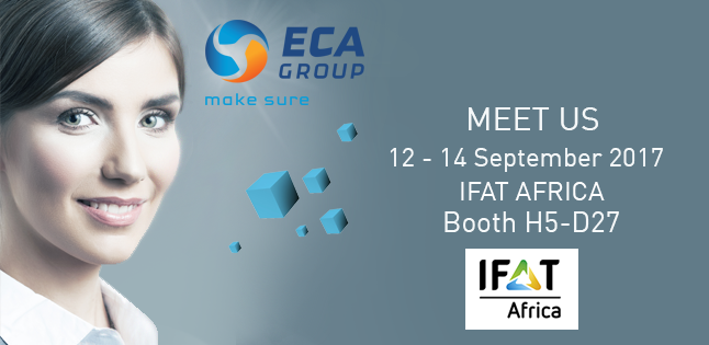 Meet ECA Group at IFAT 2017