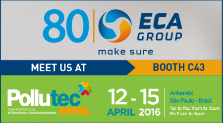 ECA GROUP - EVENT - MEET US AT POLLUTEC