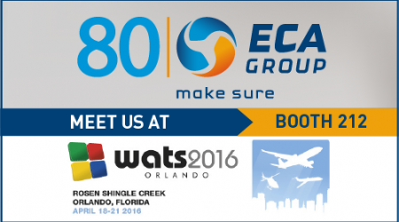 ECA GROUP - EVENT - MEET US AT WATS 2016
