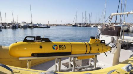 ECA GROUP - AU SEMINAR IN TOULON - A9 DEMO - ON BOARD