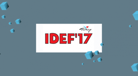 ECA GROUP - EVENT - IDEF 2017 BANNER