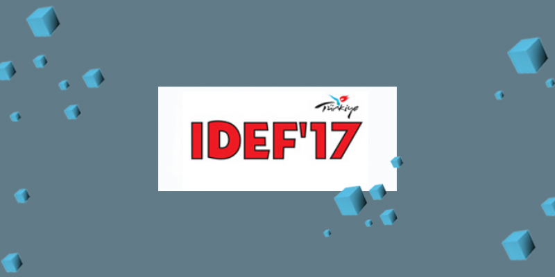 IDEF 2017 | 9 - 12 May | ECA Group Robotic Solutions on Land, on Air & at Sea