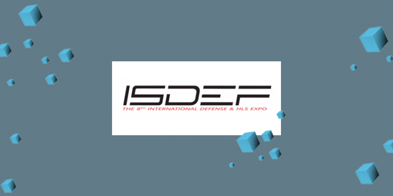 ISDEF | 6 - 8 June 2017 | ECA Group Robotic & Training Simulation solutions