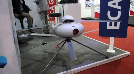ECA GROUP - EVENTS - ECA IS SHOWCASING ITS MINI ISTAR UAV AND ITS MINI UGV AT DEFENCE & SECURITY EXHIBITION IN BANGKOK