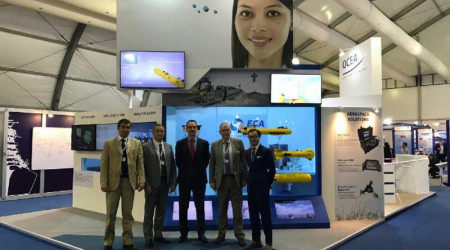 ECA GROUP - EVENT - Eca team at Lima 2017