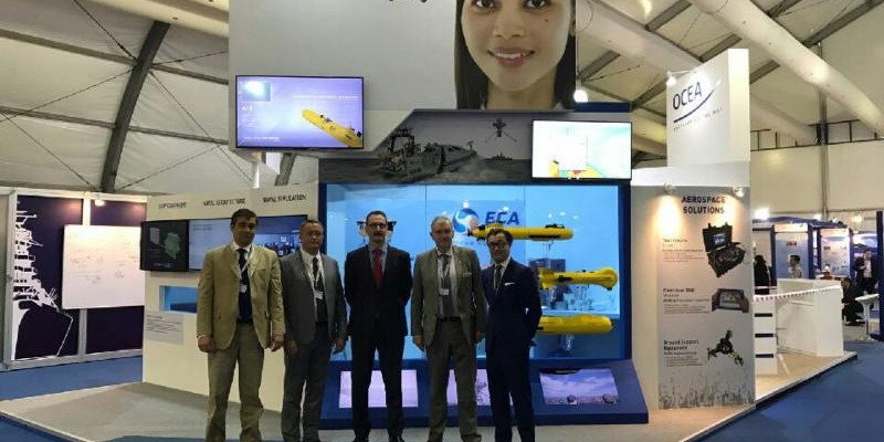 LIMA 2017 | 21 - 25 March 2017 | ECA Group Naval Robotic & Architecture, Simulation & Aerospace Solutions