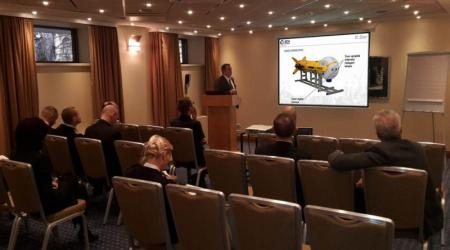 ECA GROUP - NEWS - ECA Group helds a workshop: Future developments of NATO Naval forces in Mine Counter Measures domain