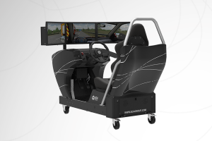 EF-Car Rehab / Driving simulator for persons with reduced mobility