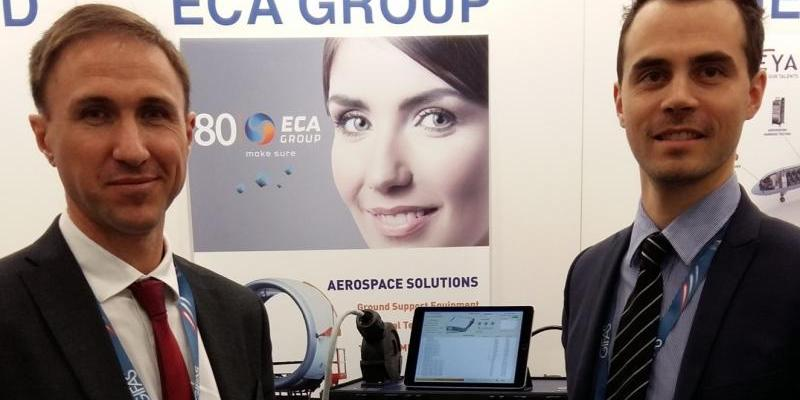 ECA Aerospace: Back from MRO Americas, See you at ILA Berlin Air Show !