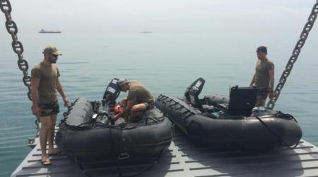 IMCMEX-16: ECA Group demonstrated capabilities of its AUV A9-M for Mine Counter Measures