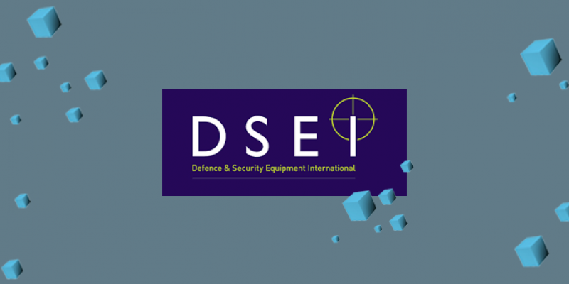 DSEI | 12 - 15 September 2017 | ECA Group Robotic Solutions