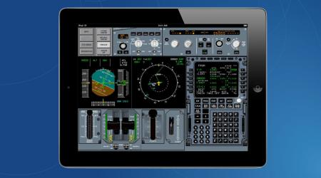 ECA Group - FMST A320 - Flight Management System Trainer - 1
