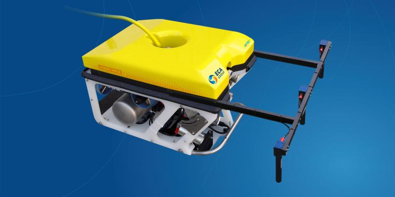 H300-CT / ROV / Remotely Operated Vehicle