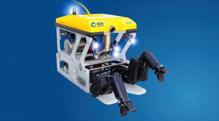 ECA Group - H300-OR - Remotely Operated Vehicle