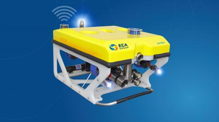 H800-PS / ROV / Remotely Operated Vehicle