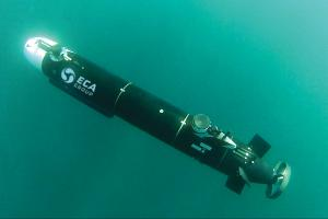 Intelligence Autonomous Underwater Vehicle