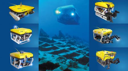 Inspection and Work Class Rovs