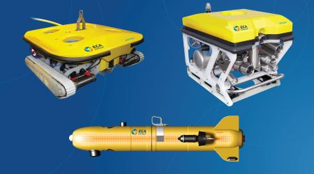 Light ROV for Harbor Protection