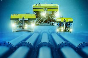 Inspection of Pipelines by ROV
