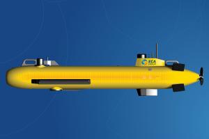 A9-S / AUV / Autonomous Underwater Vehicle