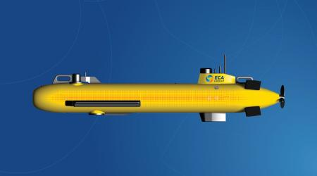 A9-E / AUV / Autonomous Underwater Vehicle