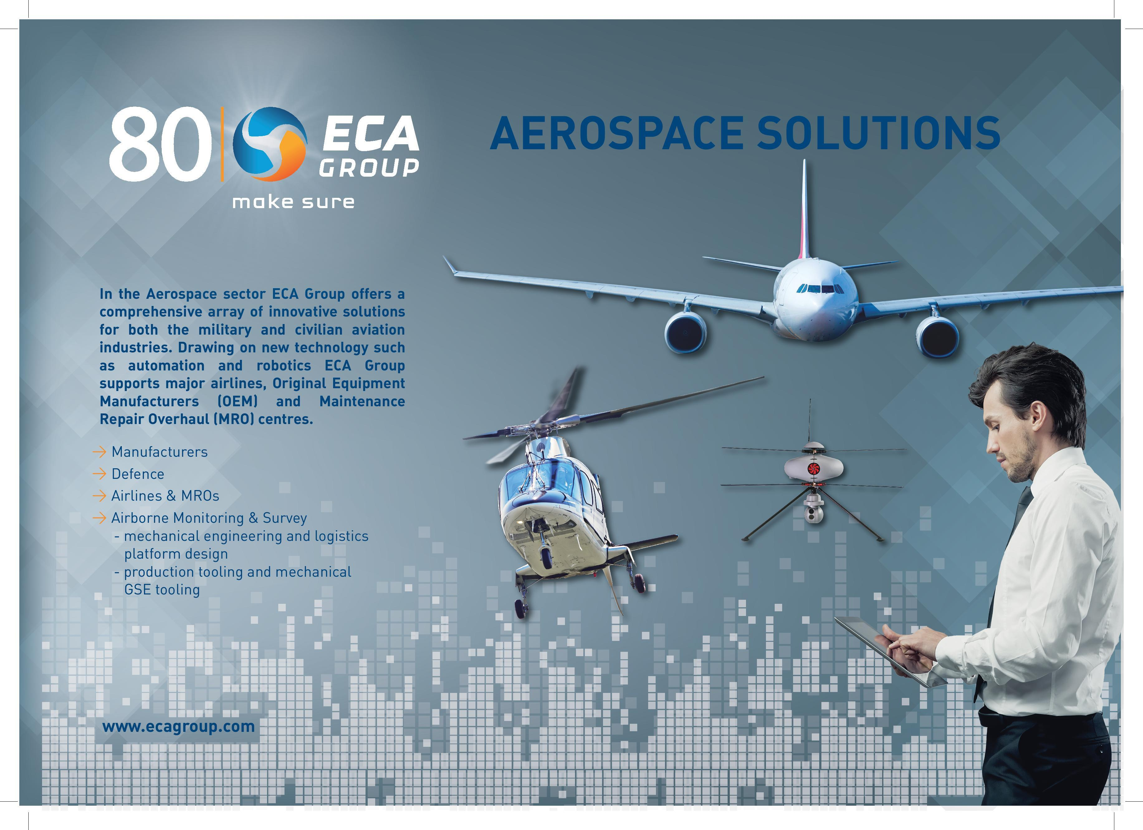 ECA Group Aerospace Department