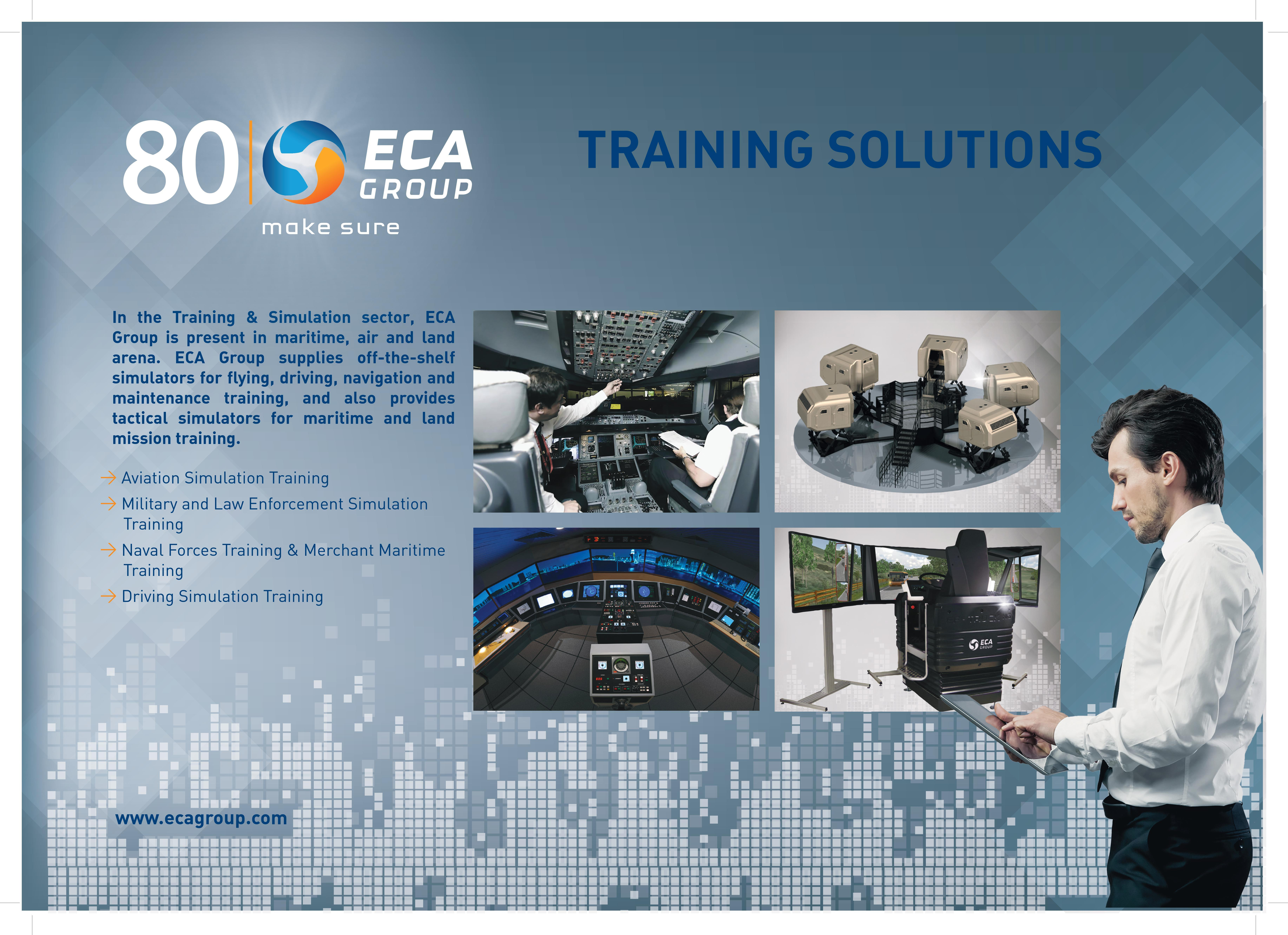 ECA Group Training & Simulation Department