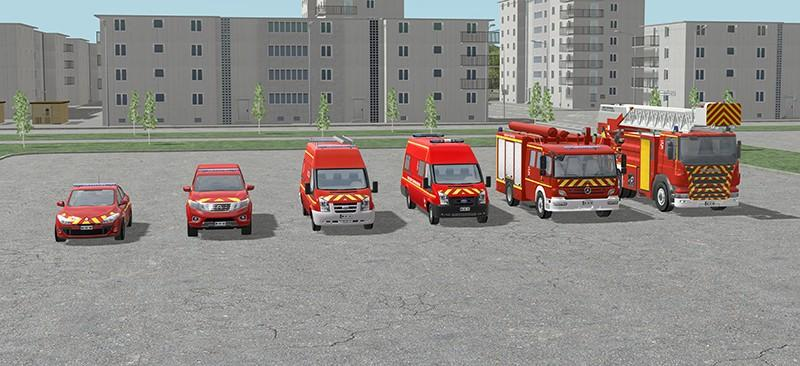 Simulation Training Systems For Fire Truck Driving | Eca Group