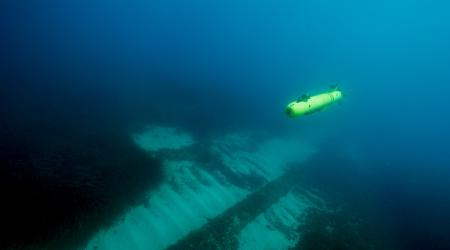 Autonomous Underwater Vehicle for Pipeline Inspection