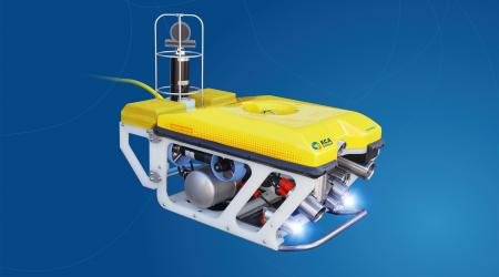 ECA Group - H300-INS - Remotely Operated Vehicle