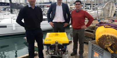 vignette ECA Group partners with Chilean ROV distributor Ultrasea