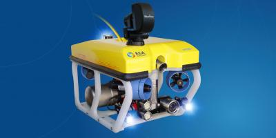 ECA GROUP ROV H300-V BV5000 configuration