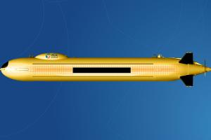 A18-E / AUV / Autonomous Underwater Vehicle