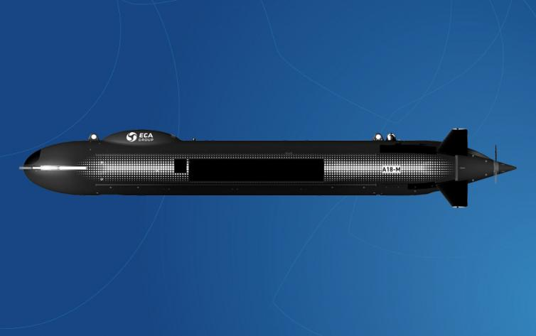 A18-M / AUV / Autonomous Underwater Vehicle