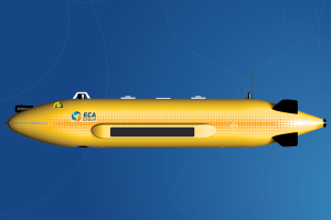 A27-M / AUV / Autonomous Underwater Vehicle
