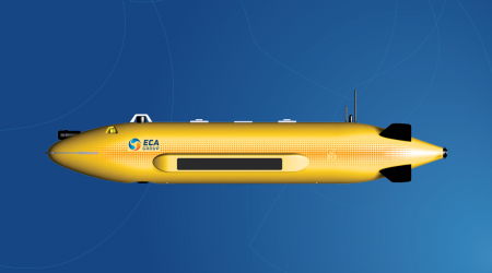 A27-E / AUV / Autonomous Underwater Vehicle