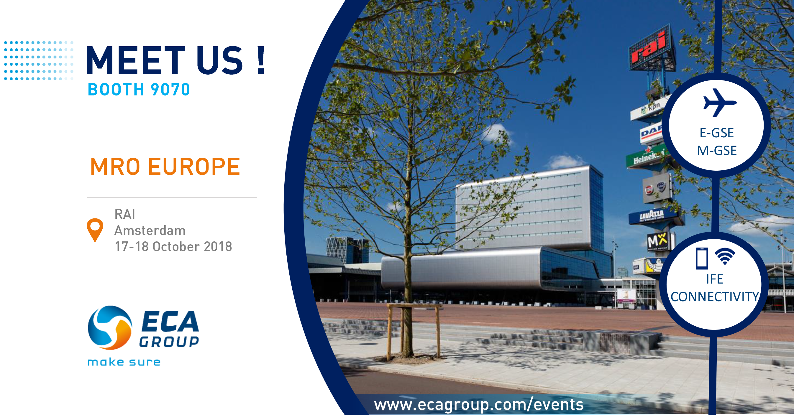 ECA Group at MRO EUROPE 2018