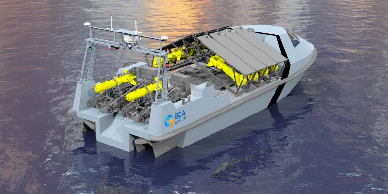 Inspector 120 / USV / Unmanned Surface Vehicle