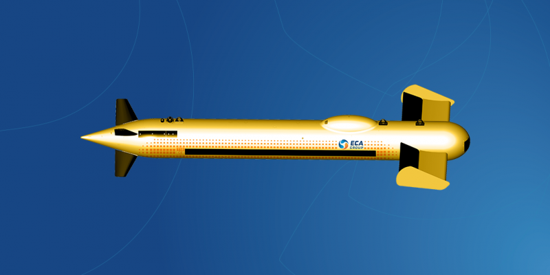 T18-M / Towed sonar