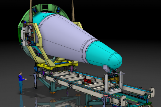 eca group - ESR means upper part for ariane 6.png