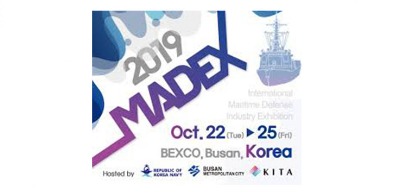 MADEX 2019 | 22 - 25 October | ECA Group Robotic and Ship Equipment solutions